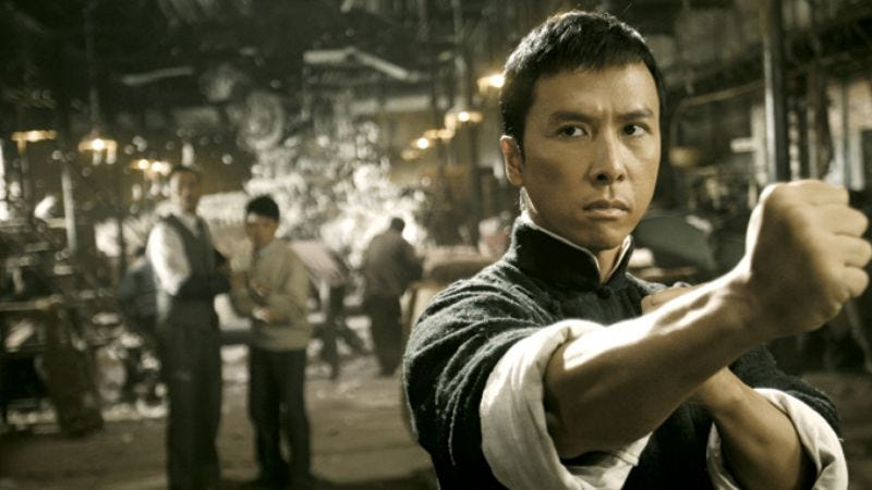 Illustration for article titled Ip Man