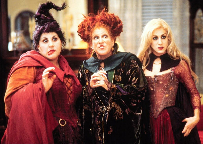 Illustration for article titled Bette Midler Confirms All Hocus Pocus Witches Are Ready For A Sequel