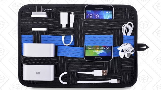 Keep Your Gadgets Organized