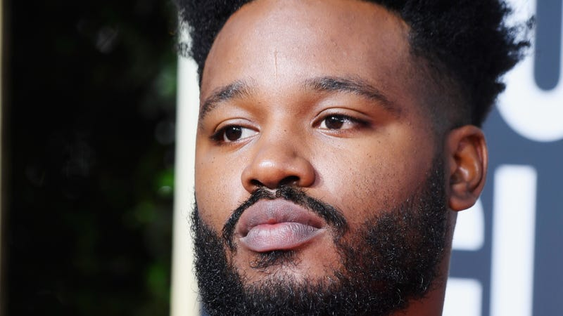 Director Ryan Coogler attends the 76th Annual Golden Globe Awards on January 6, 2019 in Beverly Hills, California.