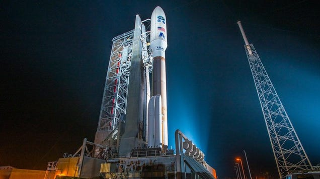 NASA Chooses SpaceX To Launch Final GOES Satellite