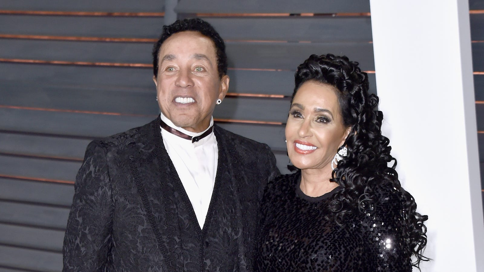 Smokey Robinson Has Launched a Skincare Line and the Product Names Have Really Got a Hold on Me