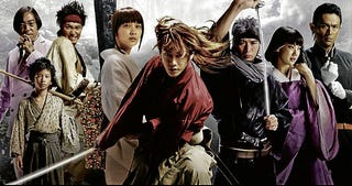 Illustration for article titled Rumor: a new Rurouni Kenshin Live-Action Movie in the works
