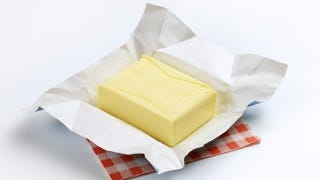 Illustration for article titled Save Empty Butter Wrappers For Easy Pan Greasing