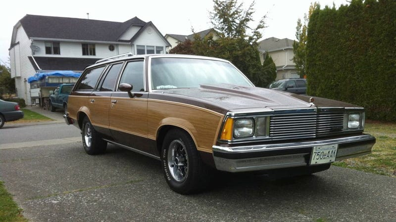 at 8 500 could this 1981 chevy malibu wagon bring home the canadian bacon. Black Bedroom Furniture Sets. Home Design Ideas