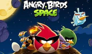 Illustration for article titled Free: Angry Birds Space HD for iOS and Fruit Ninja for Android