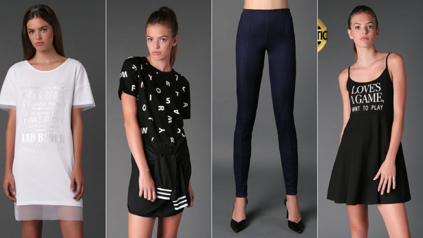8869d2850 Here's What Taylor Swift's Bootleg-Inspired Fashion Line for China Looks  Like