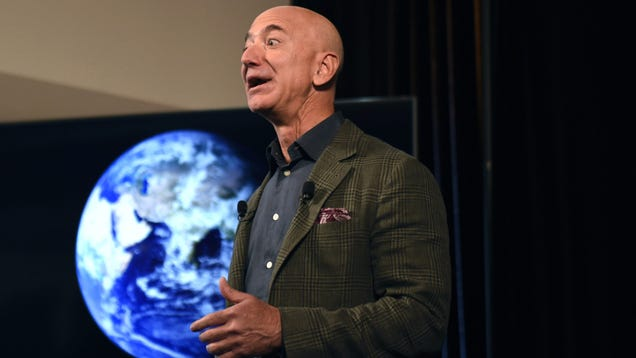 The Danger of Amazon's $2 Billion Climate Fund