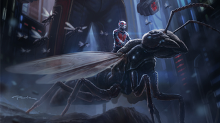 Illustration for article titled Your Guide To Ant-Man, The Newest (And Smallest) Marvel Cinematic Hero