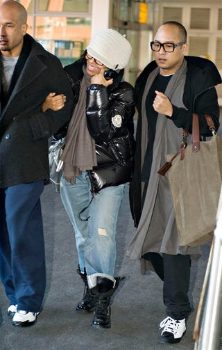 Illustration for article titled Janet Jackson Dresses For Pleasure (Principle)