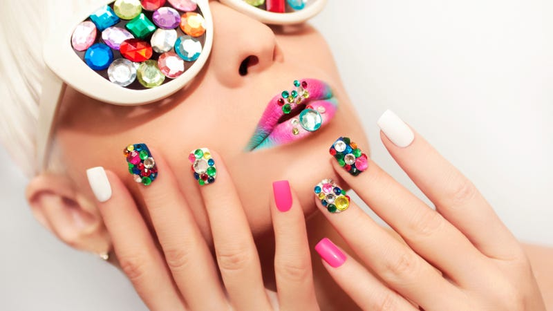 Its Official Nail Art Is Being Taken Over By White Women