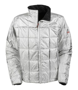 Illustration for article titled The North Face's Aluminum-Coated, Reversible Mercurial Jacket