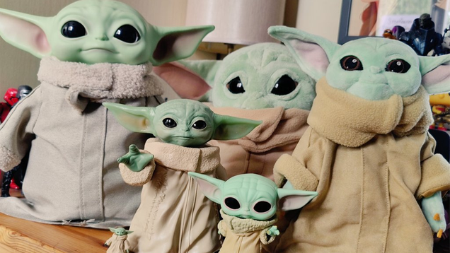 Send Help, I Can t Stop Acquiring Babies Yoda