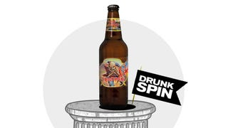 Illustration for article titled Is This Iron Maiden Beer Really Metal?