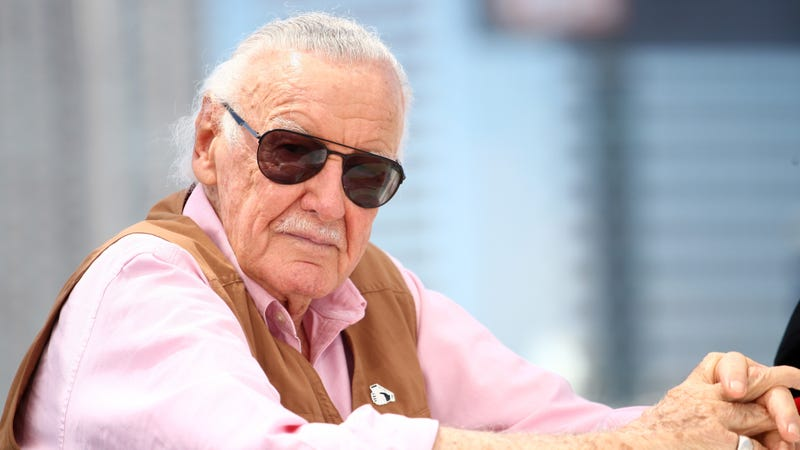 Stan Lee attends the IMDb Yacht at San Diego Comic-Con 2016.