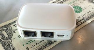 Kickstarter cancela por fraude el router anónimo que recaudó 585.000$