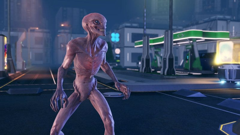 Illustration for article titled A new XCOM game is invading PCs this year