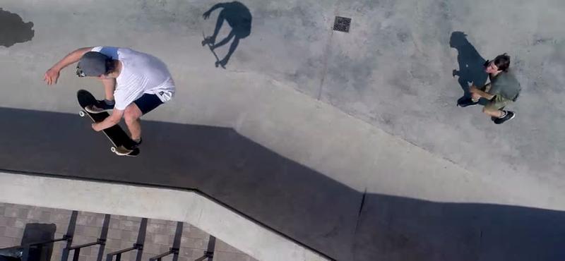 Illustration for article titled El dron que te sigue a todas partes para grabar tus deportes extremos