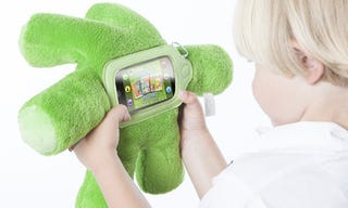 Illustration for article titled Woogie iPod Touch Case Helps You Lobotomize Your Kids Comfortably