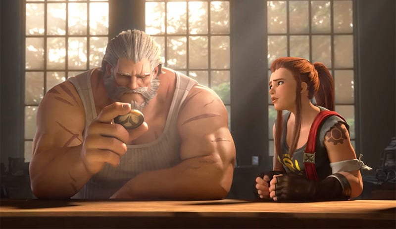 Illustration for article titled Overwatch League's Next Stage Won't Have New Hanzo Or Nerfed Brigitte