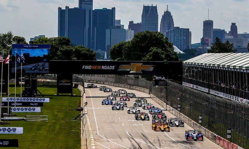 Illustration for article titled Belle Isle GP rollcall