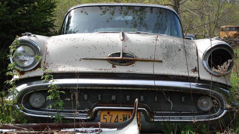 Illustration for article titled Obsolete Oldsmobile