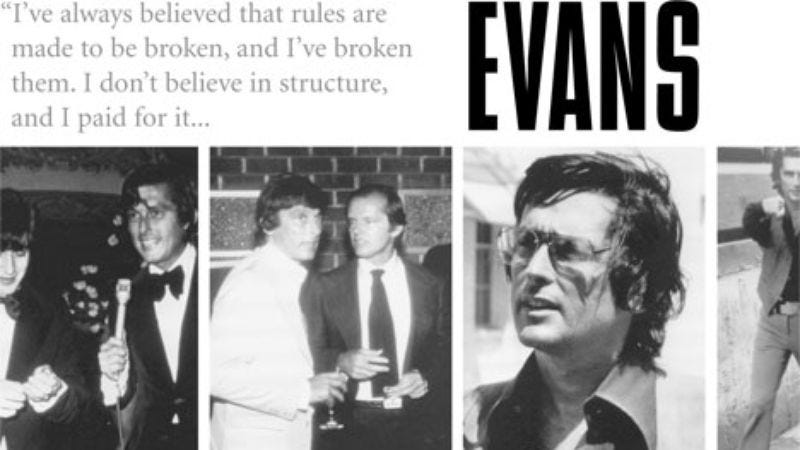 Illustration for article titled Robert Evans