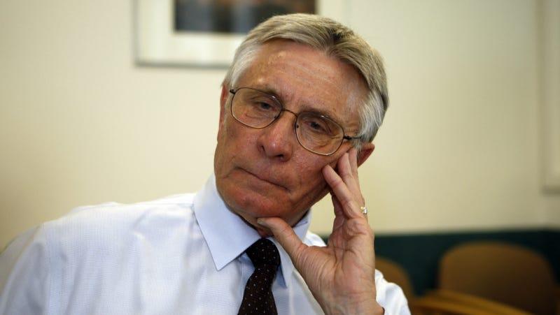 Hern talks about George Tiller's murder in 2009. Photo via AP.