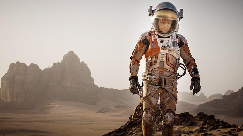 Illustration for article titled Donald Trump quiere que la NASA envíe los primeros humanos a Marte mientras todavía sea presidente