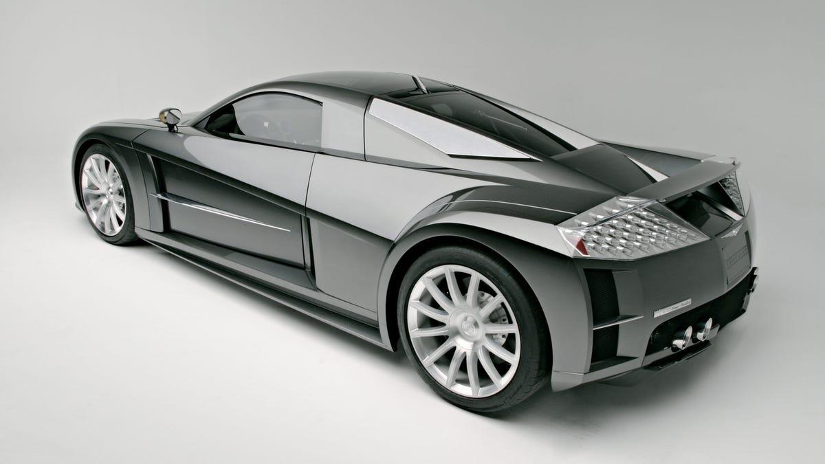 Resultado de imagen para Chrysler ME Cuatro-Doce del 2004