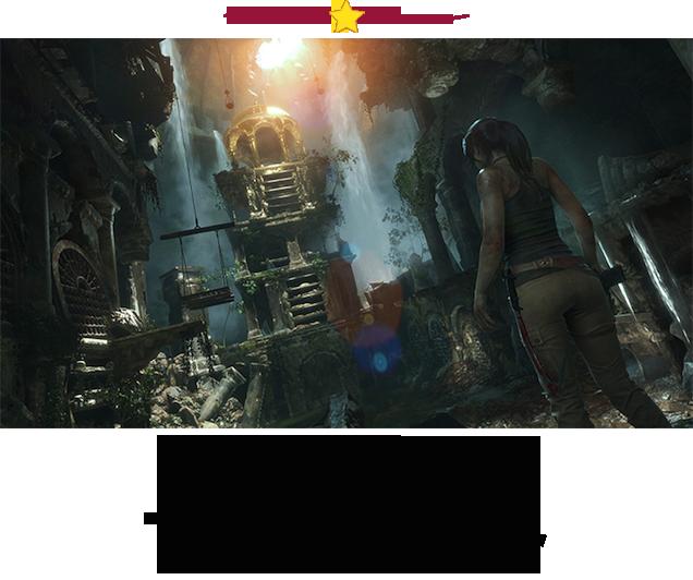 بازی اکشن ماجراجویی Rise Of The Tomb Raider برای کنسول Xbox One