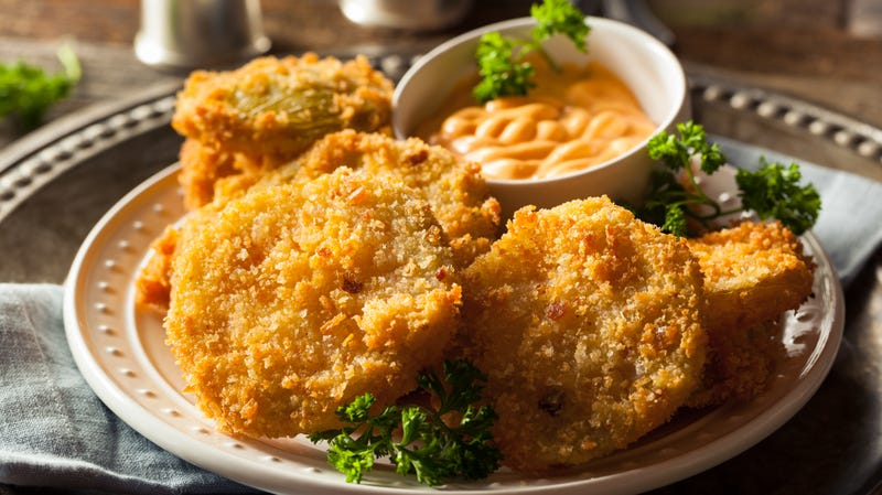 The many subtleties of mastering fried green tomatoes