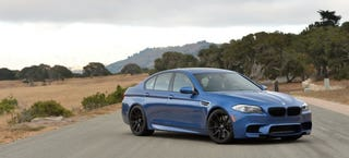 Illustration for article titled The Dinan S1 M5 Is How An Obsessed Tuner Builds A Better BMW