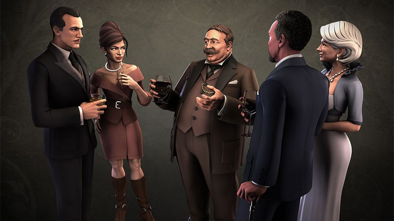In SpyParty, Your Prejudices Might Just Be Why You Got Shot in the Head
