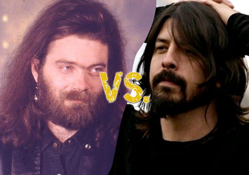 Illustration for article titled Song Showdown - Roky Erickson Vs Foo Fighters