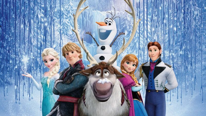 Illustration for article titled Disney announces plans for you to watch Frozen 2 until you can't take it anymore