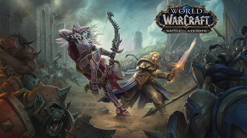 Image result for World of Warcraft's