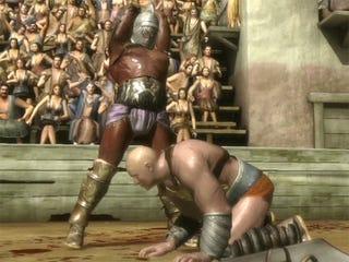 Illustration for article titled TAY Blip: Spartacus Legends
