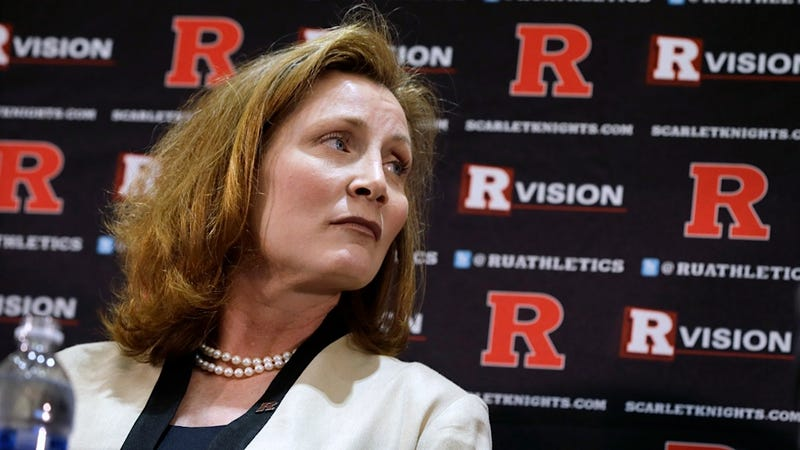Illustration for article titled Rutgers' Brand New Athletic Director Faces Allegations of Player Abuse