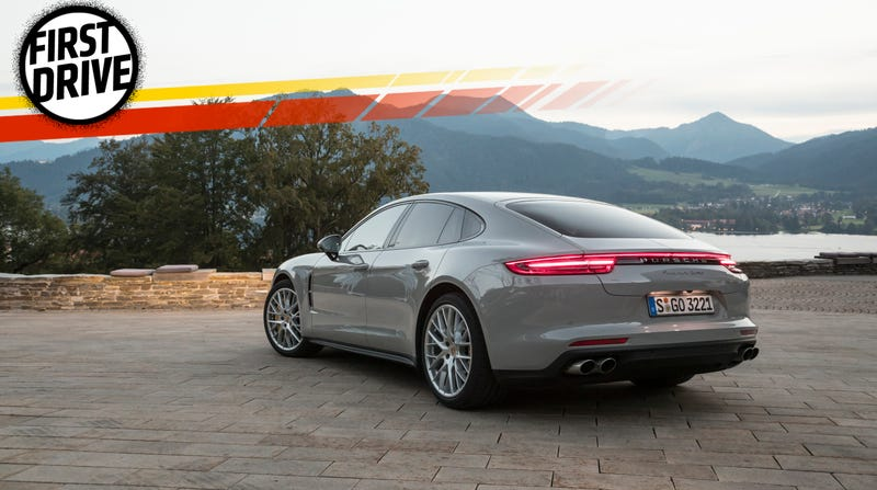 The 2017 Porsche Panamera Isnt Hardcore Enough To Buy Just Yet