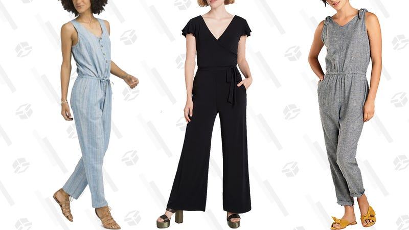Illustration for article titled The Six Most Travel-Friendly Jumpsuits and Rompers