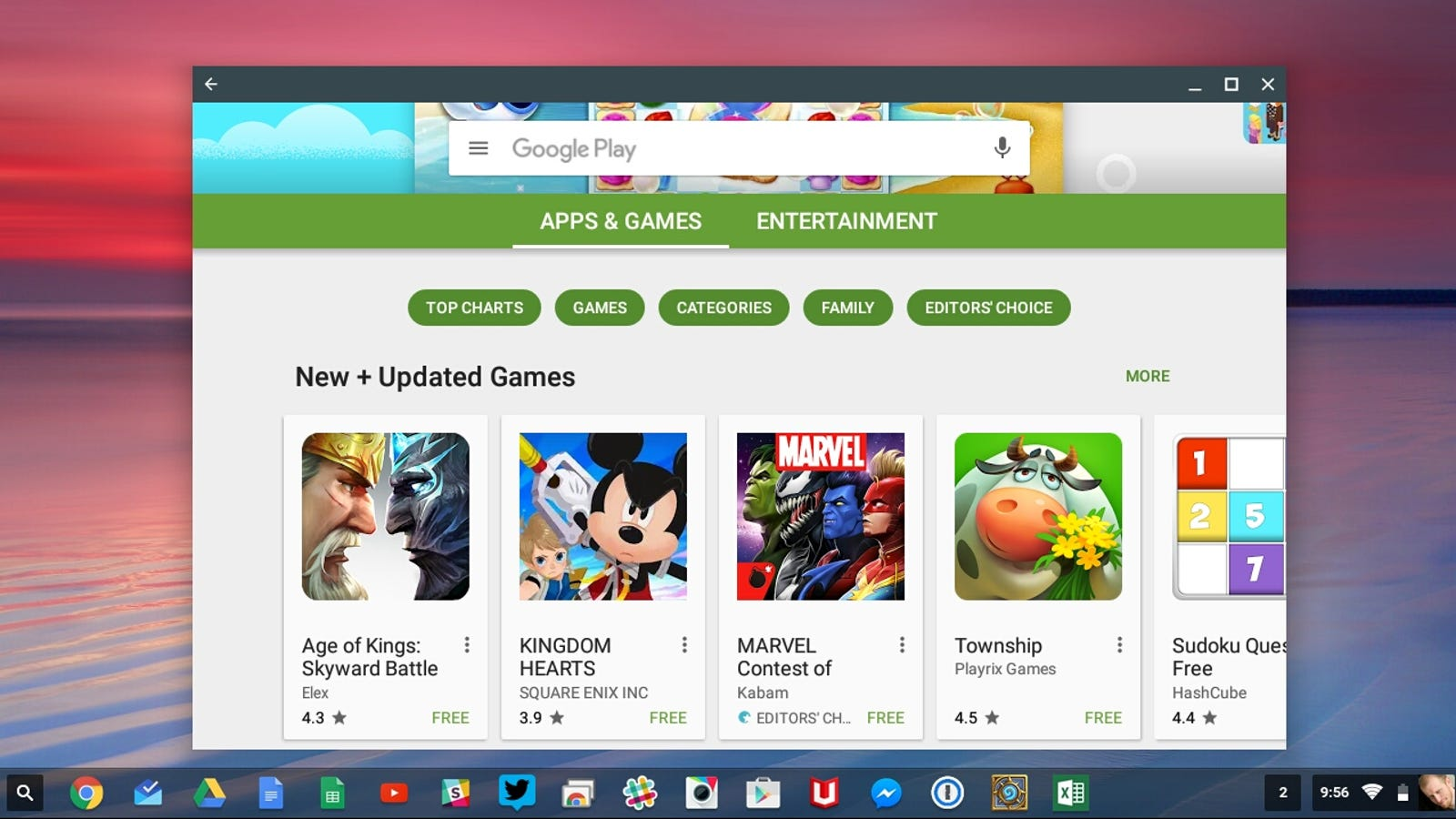 Android Apps for Chrome OS Are Here, and They're the Future