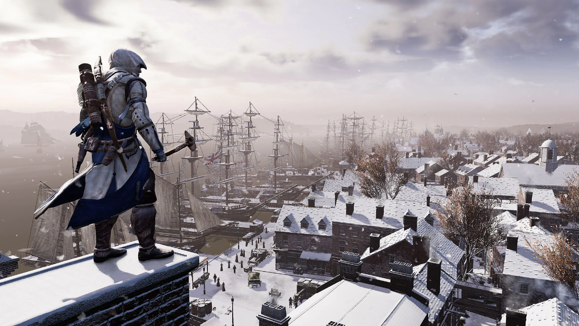 Community Review: Assassin's Creed 3