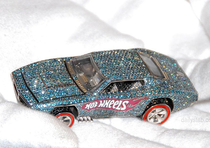 140 000 Hot Wheels Is Most Expensive Tiny Toy Car Ever