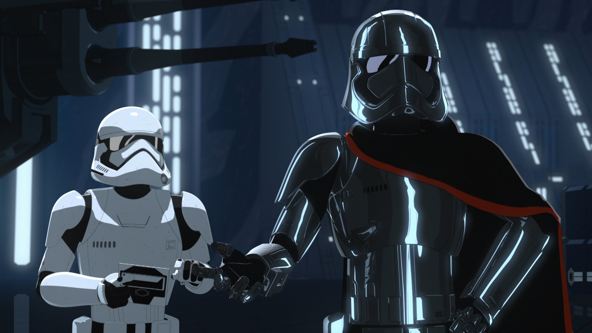 Star Wars Resistance Just Made Us Look At The Franchise Ina Whole New Way