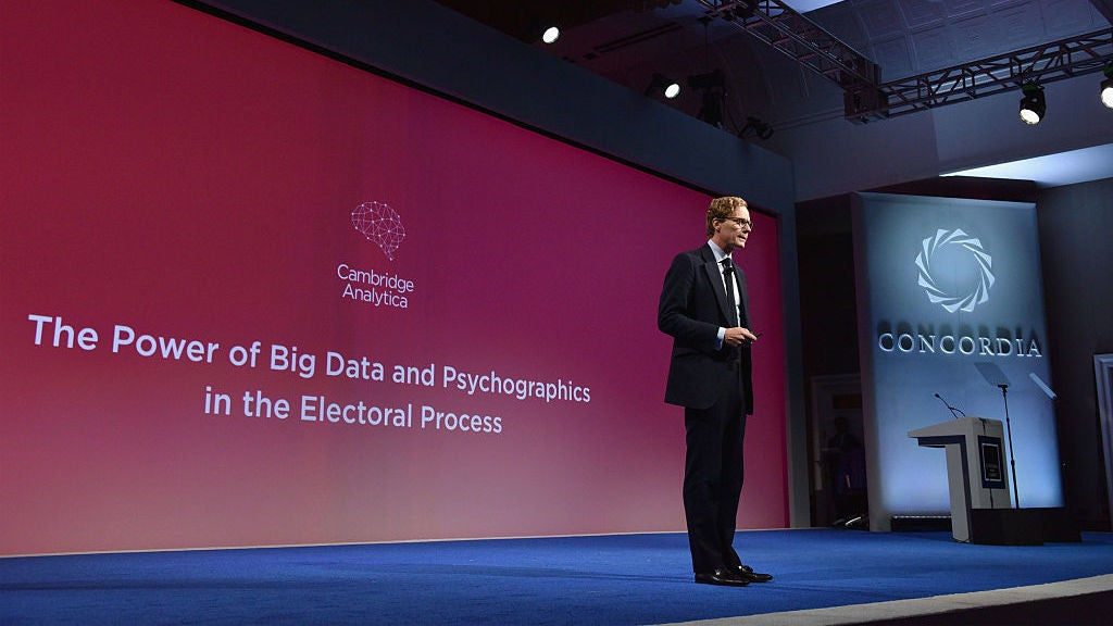 Facebook Attempted To Audit Cambridge Analytica To Find Out If It Still Has Scraped Profile Data