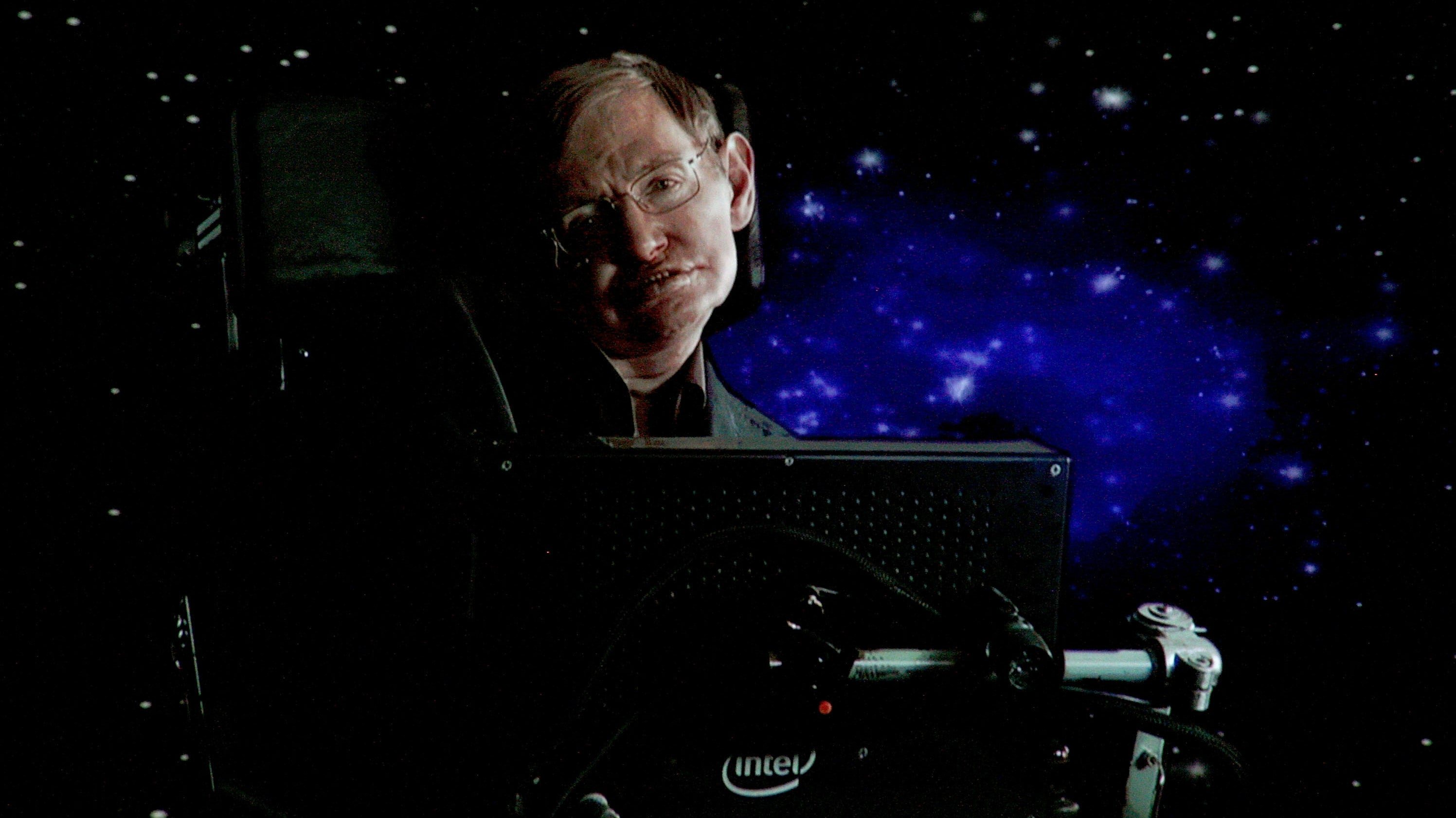 Stephen Hawking's Wheelchair And Papers Are Up For Auction, And We Hope They Land In Good Hands