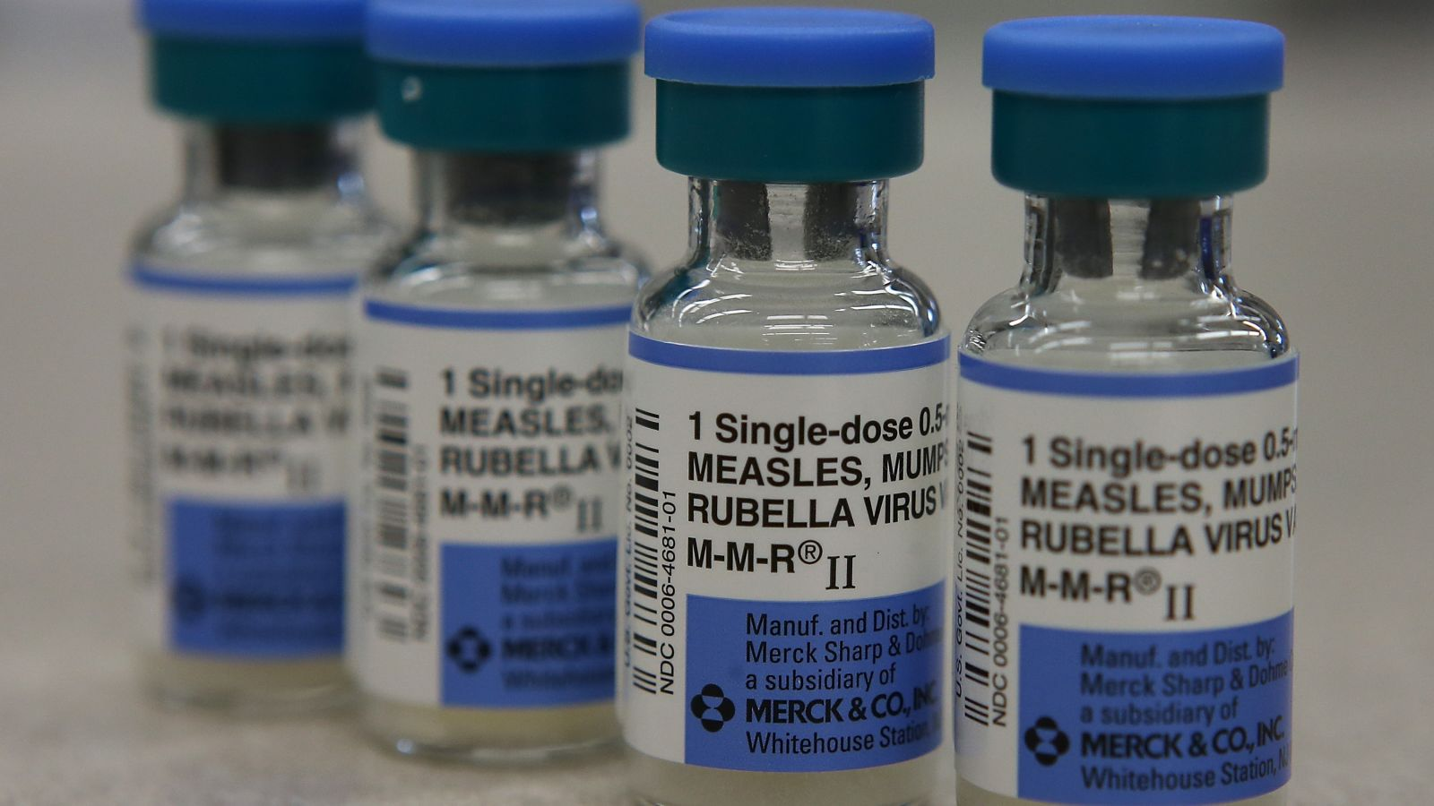 Even A Tiny Dip In Measles Vaccinations Could Have Disastrous Consequences