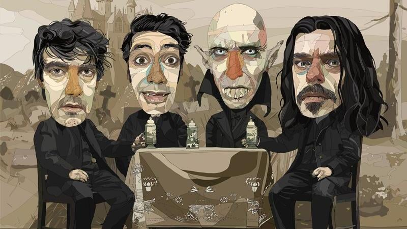The World Needs More What We Do In The Shadows Fan Art Like This