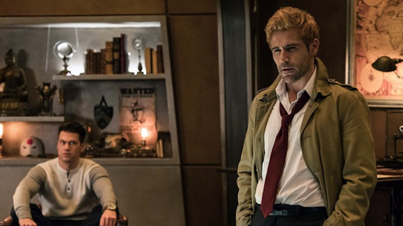 Your Incantations Worked: John Constantine Is Set To Become A Legends Of Tomorrow Regular